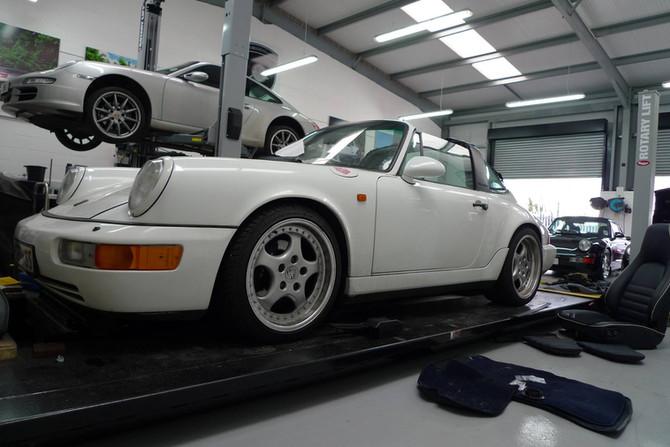 Porsche 964 Targa 'Project OCD'