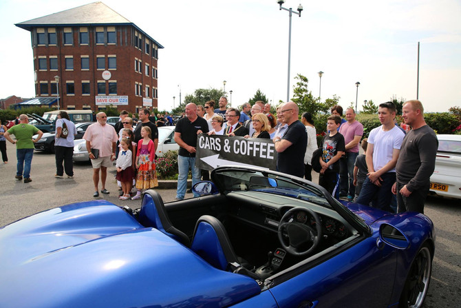 Cars & Coffee - This Sunday 27th Sept