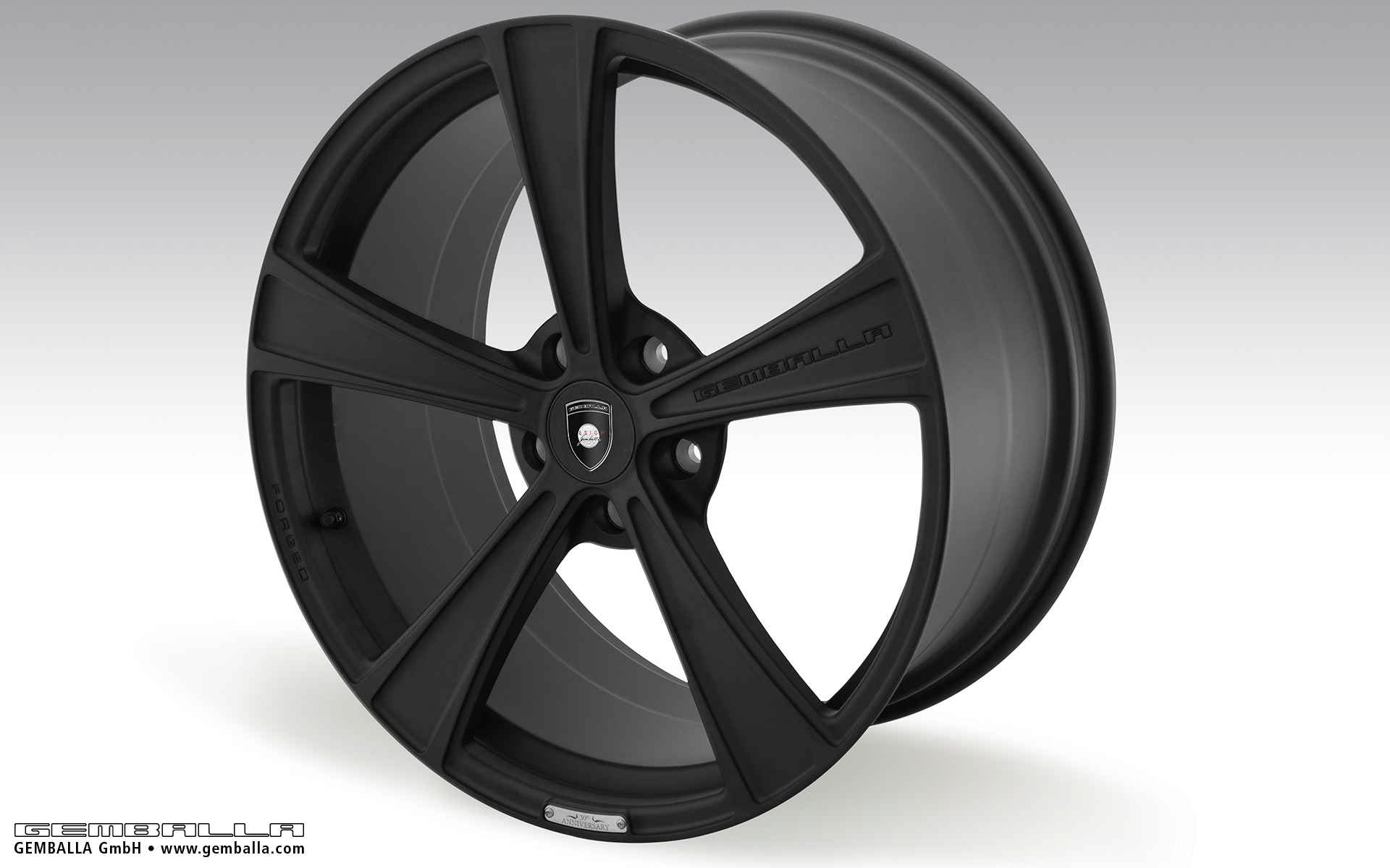 GT Forged Black Magic
