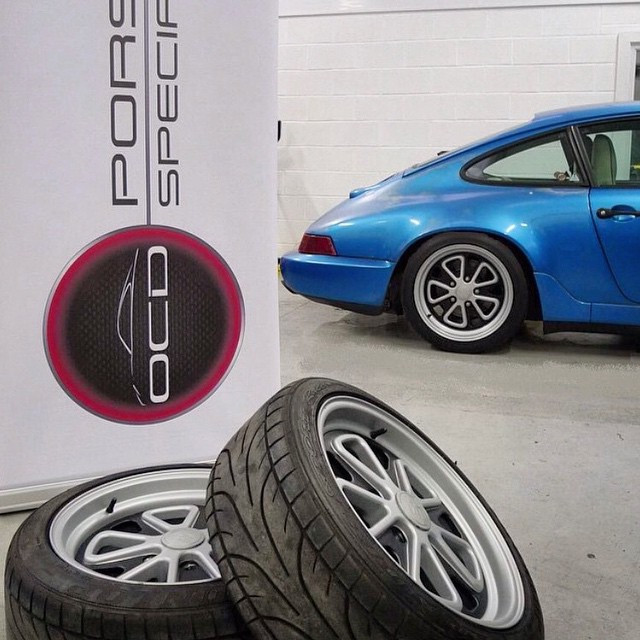 Magnus Walker and OCD Porsche