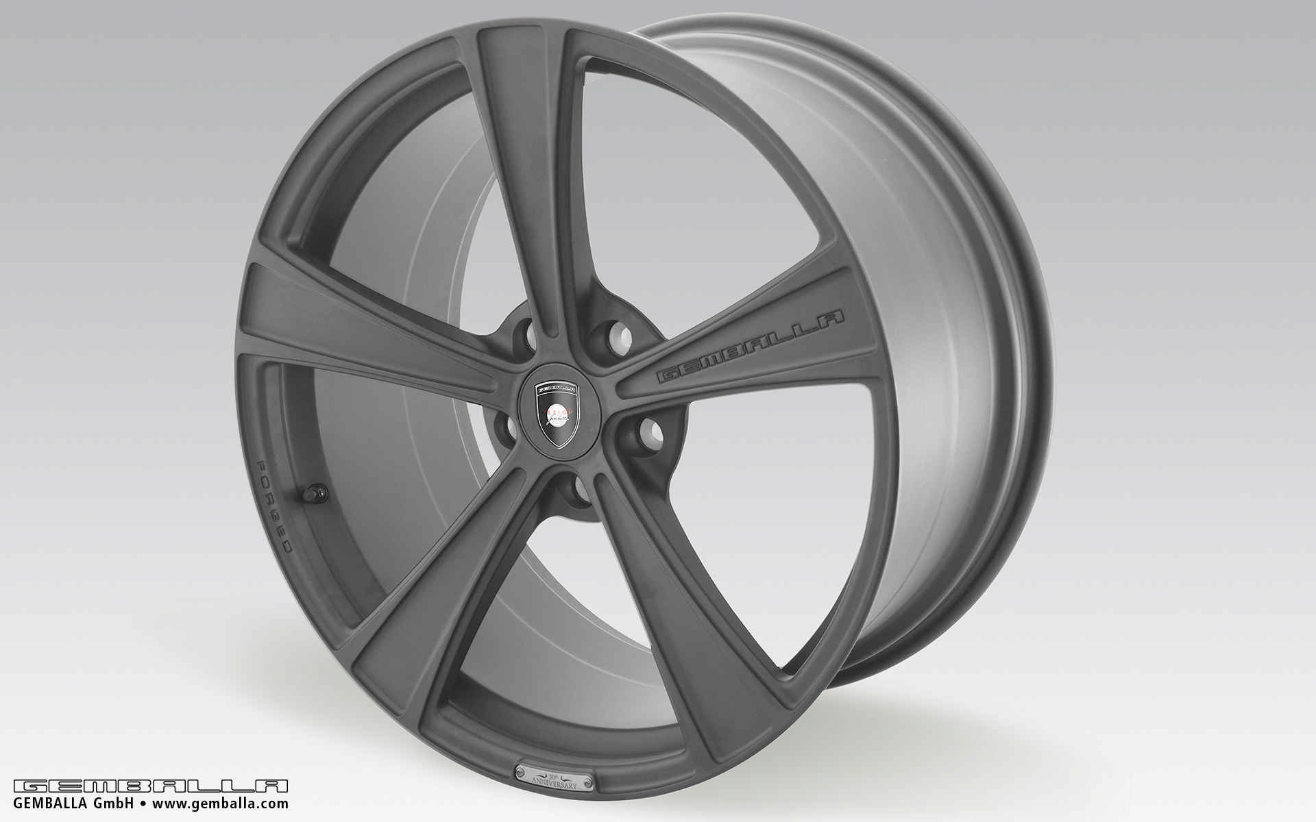 GT Forged Gunmetal