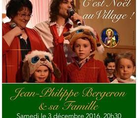 """Spectacle """"C'est Noël au Village !"""""""