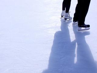 Ouverture de la patinoire !