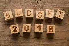 Budget et tarifications de la taxation pour l'année 2018