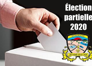Élection partielle municipale
