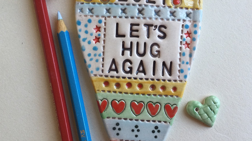 Handmade Ceramic Heart