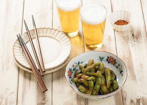 ビールとおつまみ.jpg