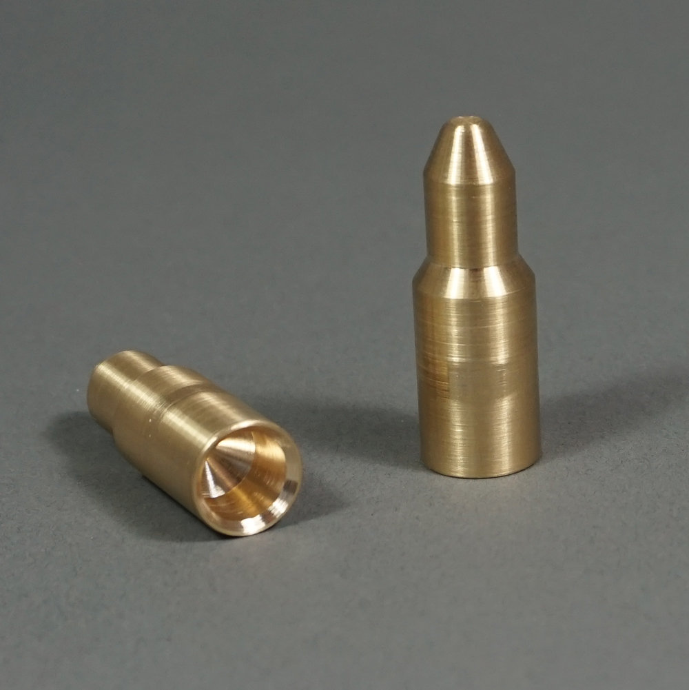 Custom High and Low Pressure O Ring Installation Bullets