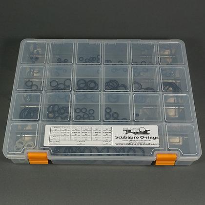 Scubapro O-Rings collection box