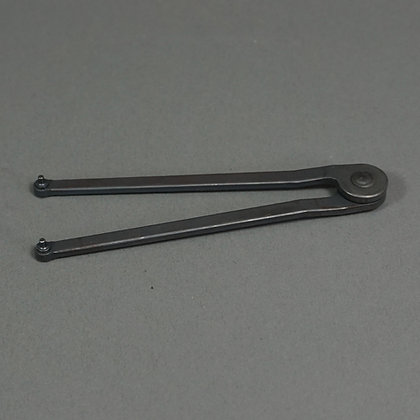 Adjustable face spanner 2mm