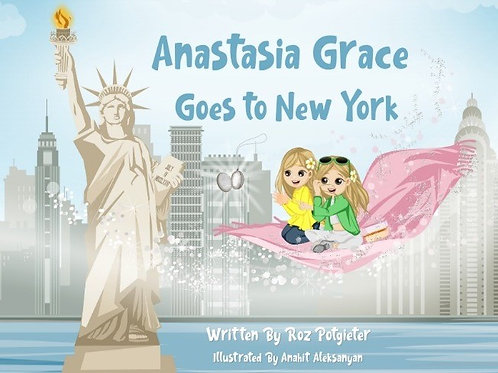 Anastasia Grace goes to New York - E-Book