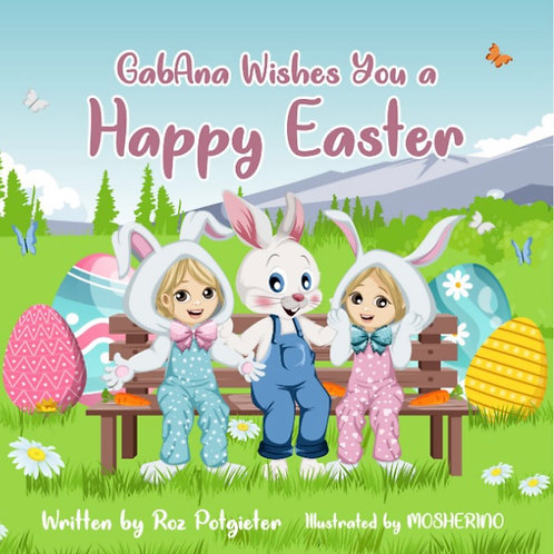 GabAna wishes you a Happy Easter