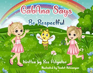 0a Front Cover - GabAna says be Respectf