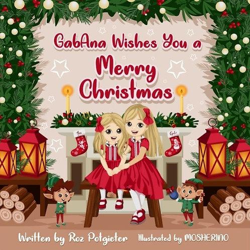 GabAna wishes you a Merry Christmas