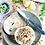 Thumbnail: Garniture salée Crème sure, oignon et aneth