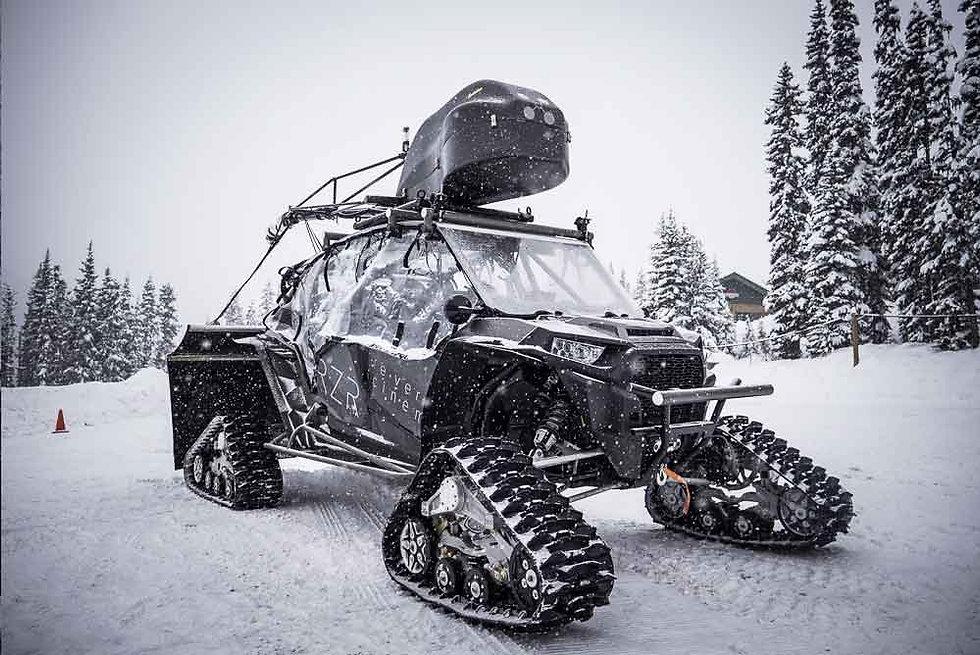 RZR 4x4 Filmotechnic Russian Arm Mini