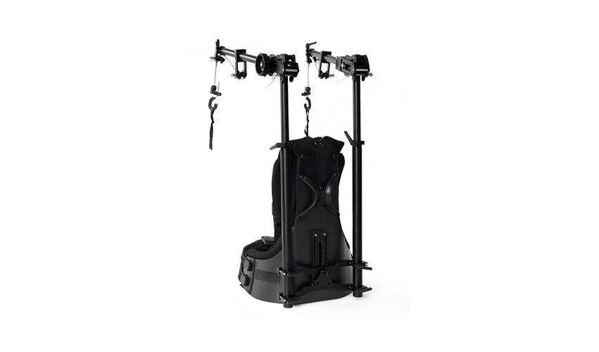 Slingshot camera vest system