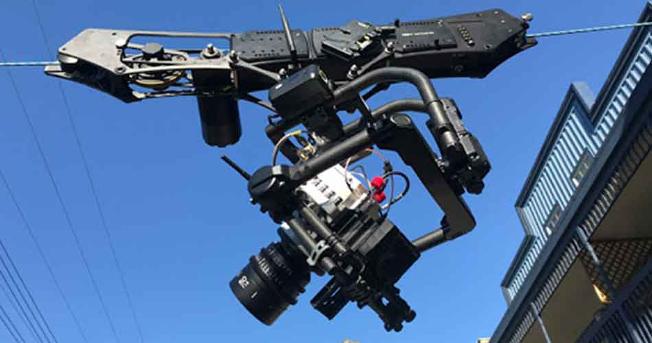 Dactylcam pro cable camera rental