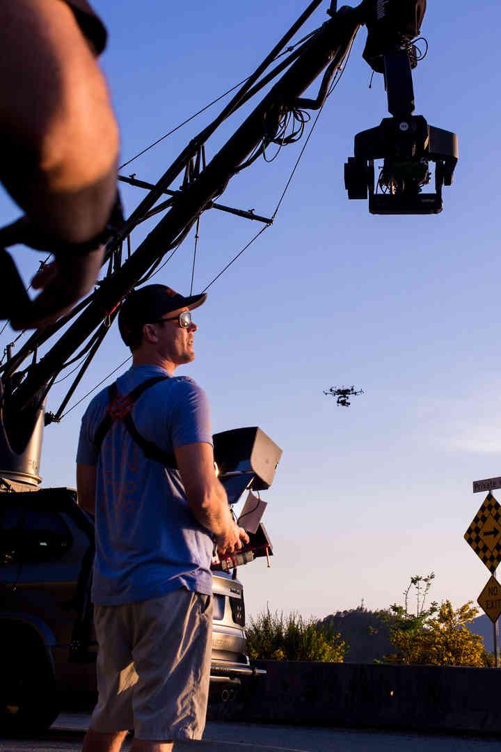 Jason Toth Drone - Revered Cinema