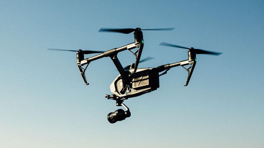 DJI Inspire 2 drone rental