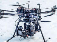 Rapture Drone Revered Cinema