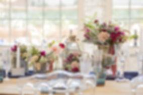 Beautifully styled  wedding table