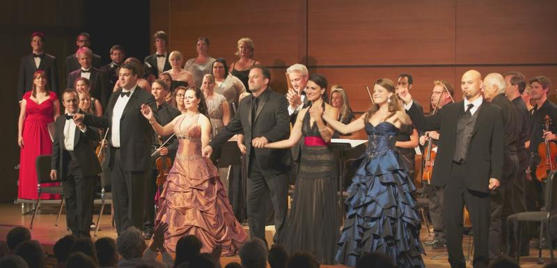 Emerald City Opera Gala