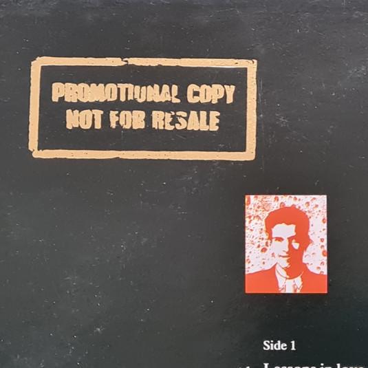 Gold Promo Stamp.