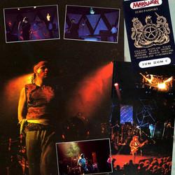 Patchwork de Photos Live 1984