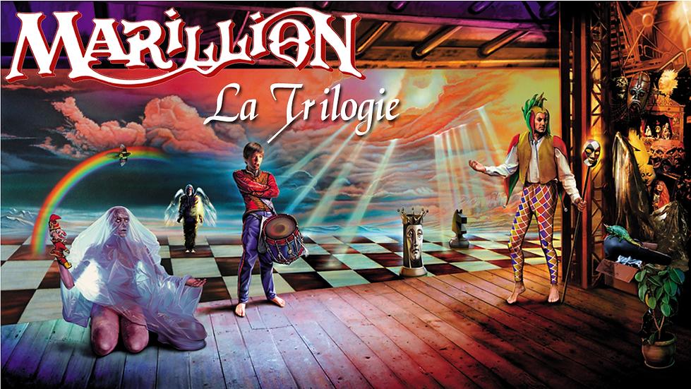 Marillion La Trilogie Bannière