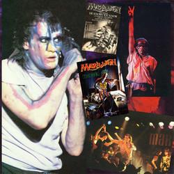 Patchwork de Photos Live 1982-1983
