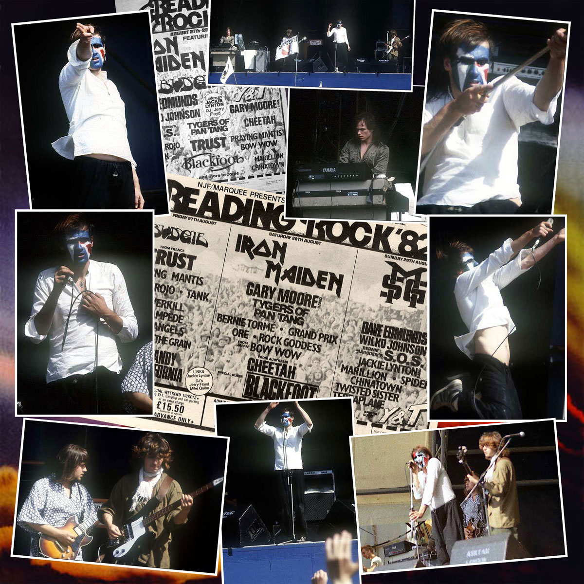 Patchwork Reading Festival 29/08/1982