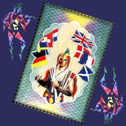 Euro Passeport Euro Tour 1984