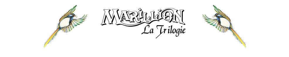 Marillion La Trilogie