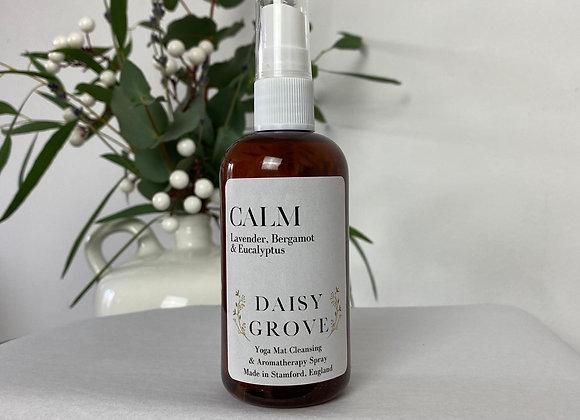 Calm Yoga Mat Spray - Lavender, Bergamot & Eucalyptus