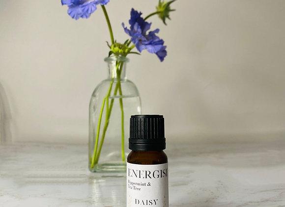 Energise Essential Oil Blend - Peppermint & Tea Tree