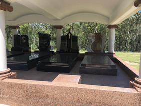 Custom Family Monument