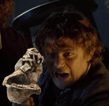 Let him go or I'll fossilize you, Longshanks!