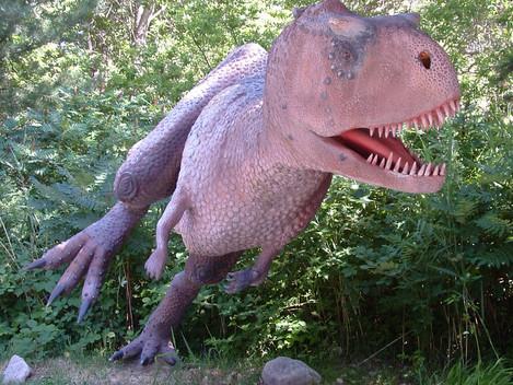 Exhibit Spotlight: Carnotaurus sastrei