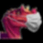 Masked Mascot Ceratosaurus reduce crop 0