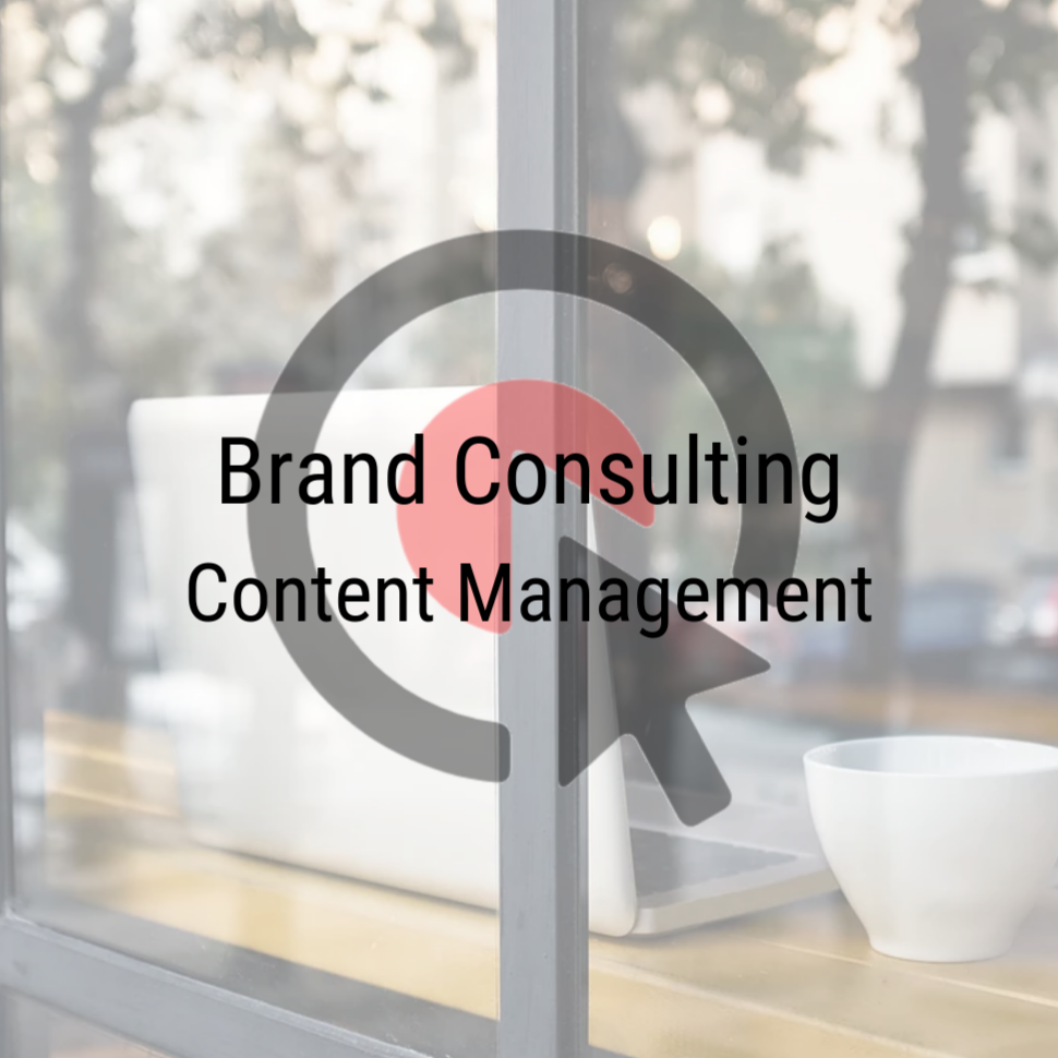 Brand Consulting & Content Management