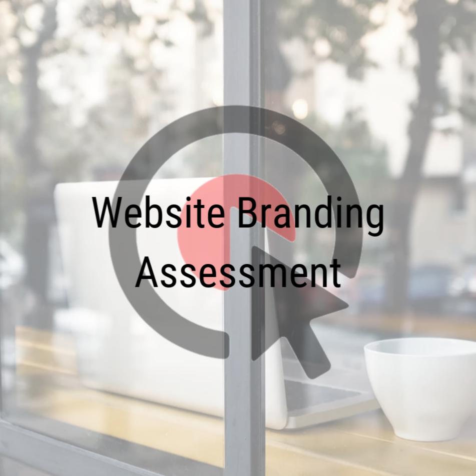 Website Branding Assessment
