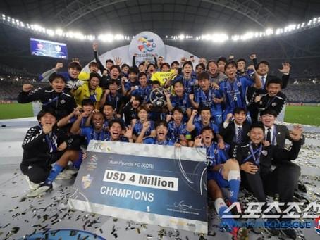 日 시샘 폭발 '울산 현대 VAR 행운의 판정, ACL 우승'