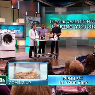 How to Rid Your Washing Machine of Mold -- The Doctors.mp4