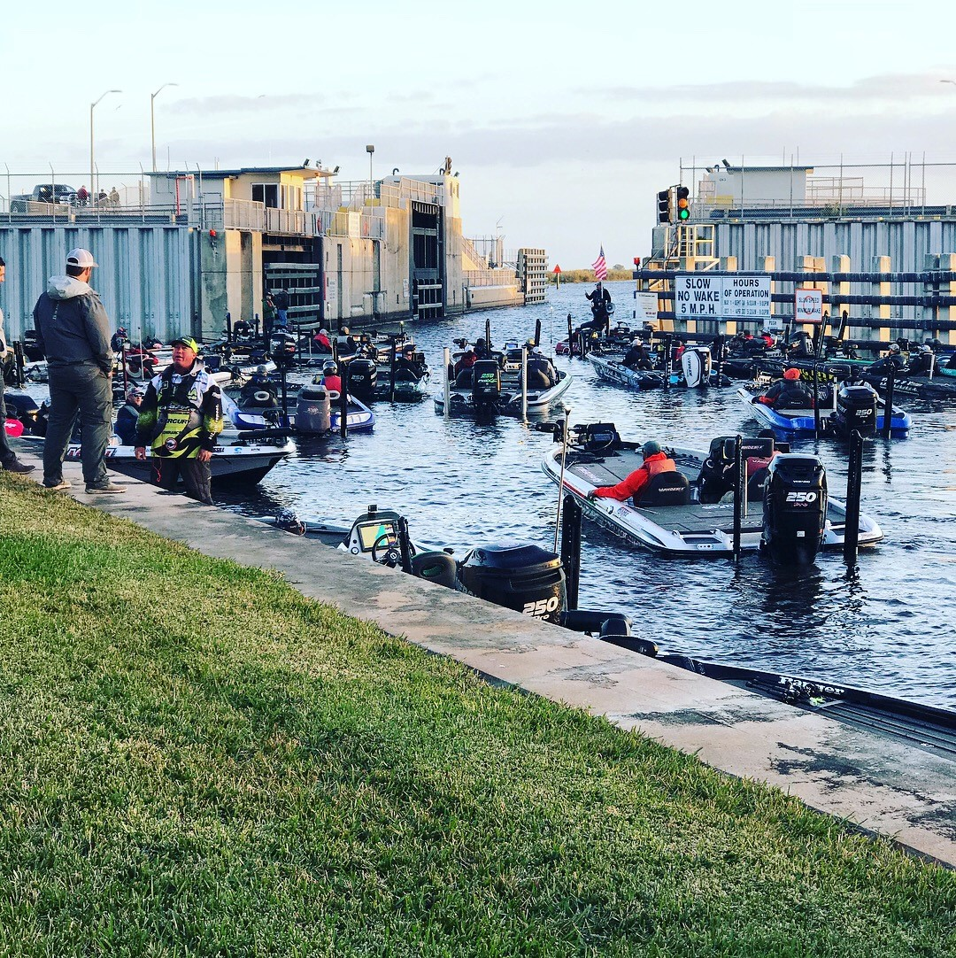 FLW Tournament Start