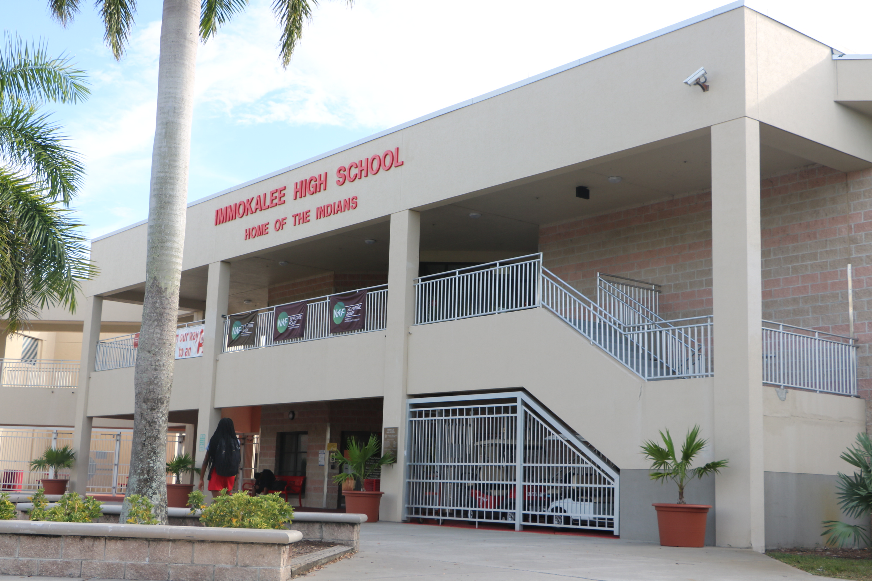 Home of _The_ Immokalee High School