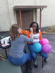 Face Painting - Freedom Fest 2018