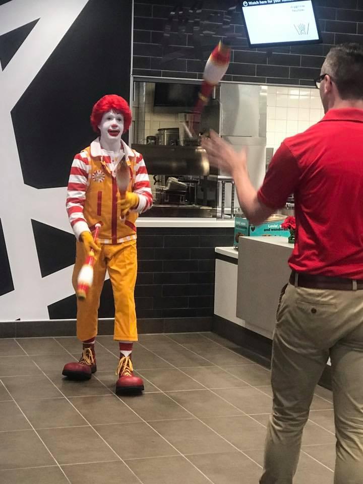 McDonald's8