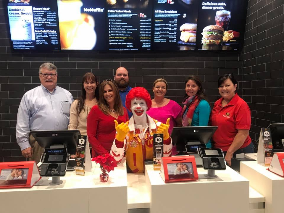 2017 McDonald's Grand Reopening