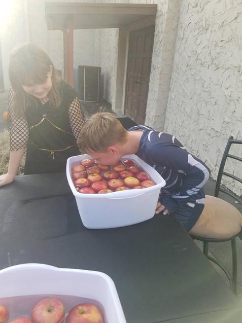 Bobbin for Apples